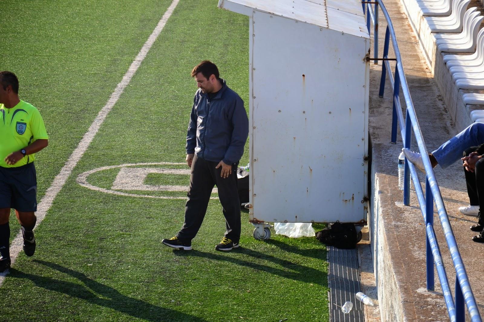 Ο Γιάννης Πάλλης από παράγοντας.. προπονητής στην Ερμιονίδα!