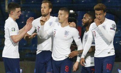 """Προκριματικά Euro 2020: """"Πολυβόλα"""" Αγγλία και Γαλλία, νέα γκέλα για Πορτογαλία 13"""