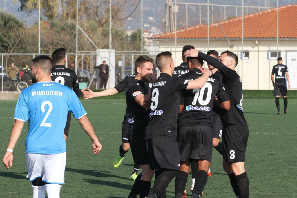 Εύκολα η Μαύρη Θύελλα 5-1 τον Απόλλωνα Καλαμάτας στον τελικό της Μεσσηνίας! (photos)