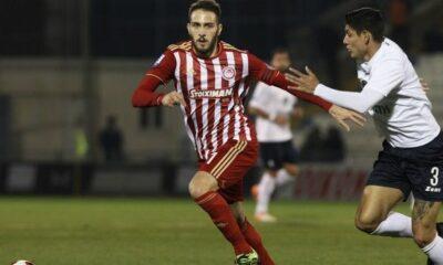 Απόλλων Σμύρνης-Ολυμπιακός 0-2: Πέρασε από τη Ριζούπολη, έχασε τα... άχαστα! 11