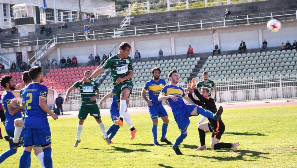 Μπορούσε και την νίκη ο Παναργειακός, στο 0-0 με την Ζάκυνθο!