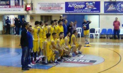 Γ' Εθνική (1ος Όμιλος): Ήττα με κάτω τα χέρια για Καλαμάτα BC, μεγάλη νίκη ο Άρης 6