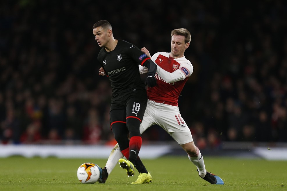 Europa League: Τριάρα και πρόκριση η Άρσεναλ, η Άϊντραχτ απέκλεισε την Ίντερ