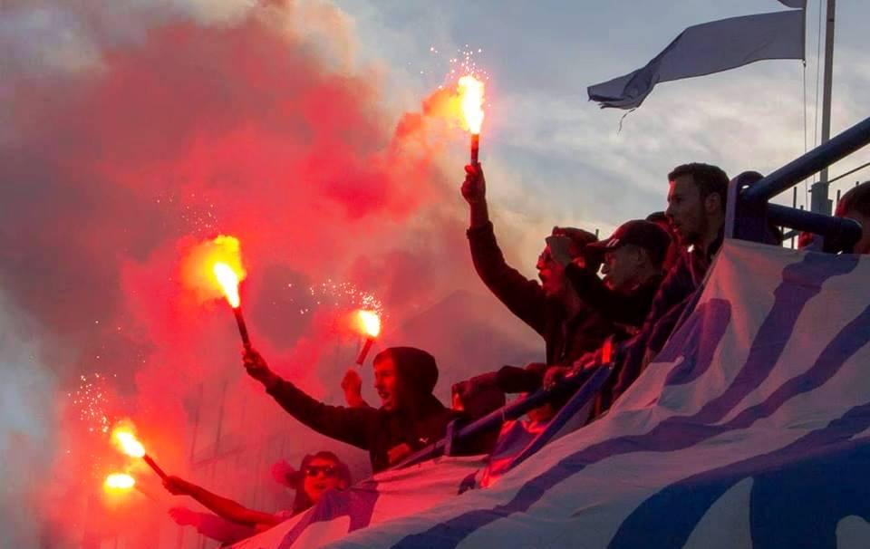 """Στην προπόνηση χθες 150 περίπου οπαδοί του Ασπροπύργου: """"Γράψτε ιστορία την Κυριακή"""""""