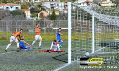Ακόμη να πετύχουν... γκολ οι αγωνιστές της Εικοσιμίας, 0-3 και από την Ερμιονίδα! 22