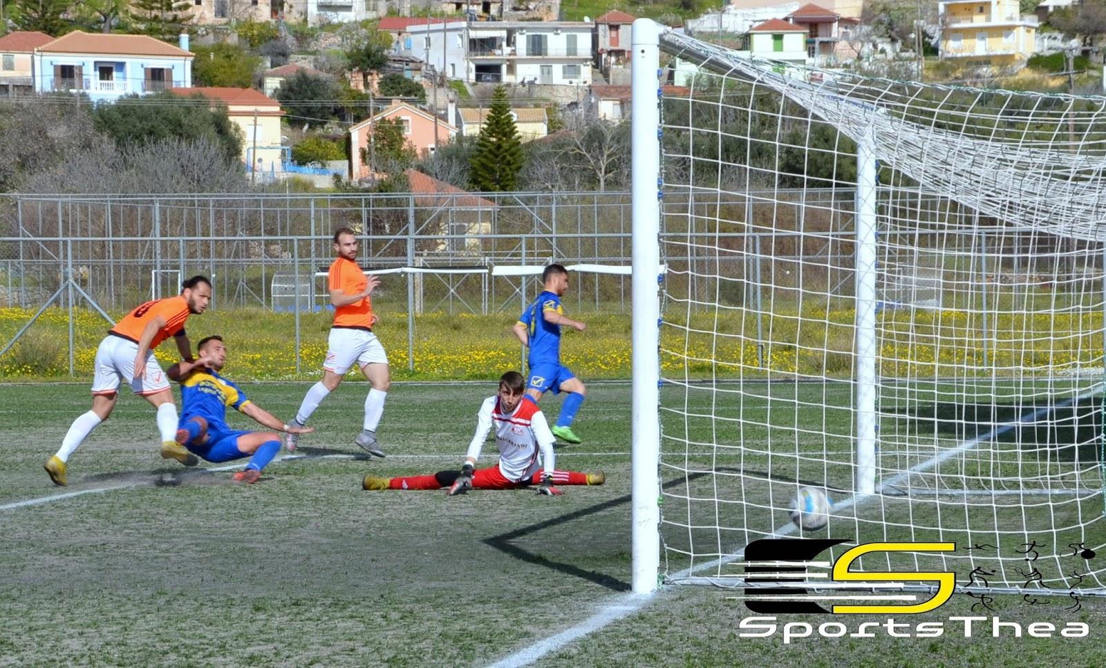 Ακόμη να πετύχουν… γκολ οι αγωνιστές της Εικοσιμίας, 0-3 και από την Ερμιονίδα!