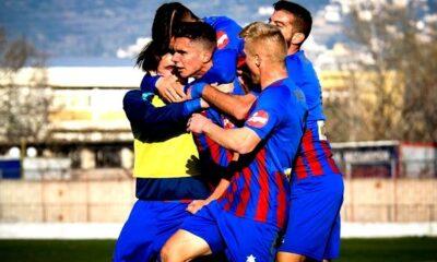 Football League: Με τριάρα στο +8 ο Βόλος, βαθμό στο 91' η Παναχαϊκή 14