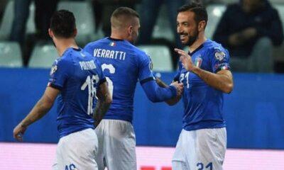 """Προκριματικά Euro 2020: """"Εξάσφαιρη"""" Ιταλία, """"καθάρισε"""" ο Μοράτα για Ισπανία (videos) 23"""