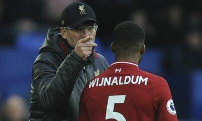 Premier League: H βαθμολογία μετά το 0-0 της Λίβερπουλ με την Έβερτον 10