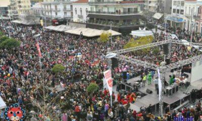 Live η Καρναβαλική παρέλαση στην Καλαμάτα (video) 8