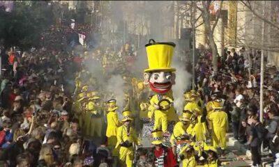 Εντυπωσίασε το 7ο Καλαματιανό Καρναβάλι – Πλήθος κόσμου στην Καλαμάτα (video) 10