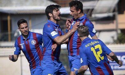 Football League: Με ανατροπή η Κέρκυρα, ισόπαλος ο Βόλος 17