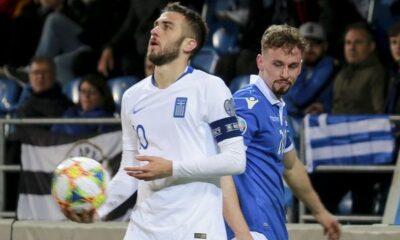 Λιχτενστάιν - Ελλάδα 0-2: Άνετη και σοβαρή η Εθνική (+video) 11