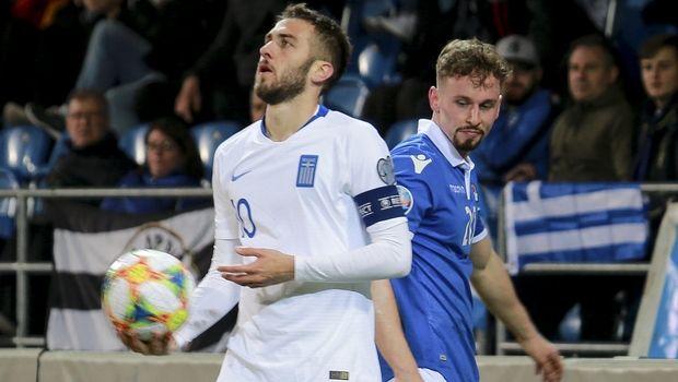 Λιχτενστάιν – Ελλάδα 0-2: Άνετη και σοβαρή η Εθνική (+video)