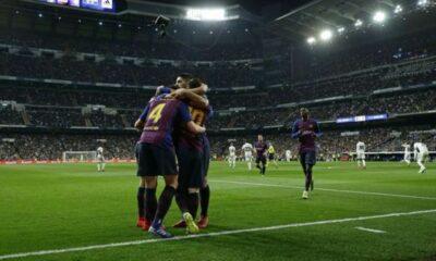 """Ρεάλ Μαδρίτης - Μπαρτσελόνα 0-1: Αφεντικό στα Clasico η """"Μπάρτσα"""" 13"""