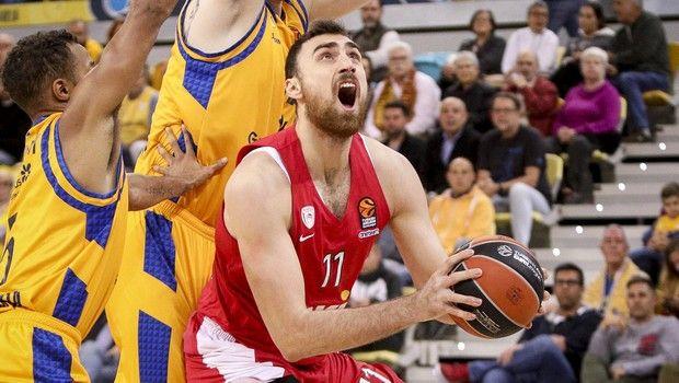EuroLeague 2018/19: Η κατάταξη και το πρόγραμμα έως το φινάλε