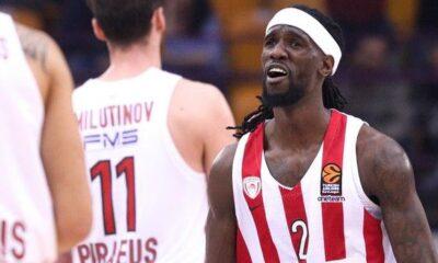 Ολυμπιακός - Ζάλγκιρις Κάουνας 68-72: Εφιάλτης δίχως τέλος 22