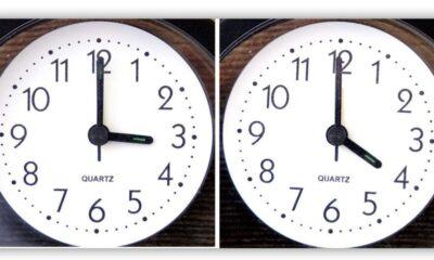 Αλλαγή ώρας: Στις 3:00 τα ξημερώματα γυρνάμε τα ρολόγια 8