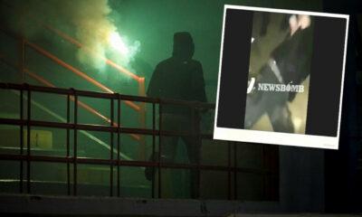 Οπαδοί μαχαιρώνουν 22χρονη κοπέλα - το βίντεο της ντροπής (σκληρές εικόνες) 12
