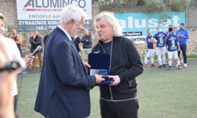 """Βραβεύτηκε από Τατούλη ο """"Βάσια"""" στην Κυπαρισσία (photoς) 15"""