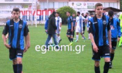 Φωτορεπορτάζ από το ματς της Χαλκίδας σε Ηλιούπολη, που οριστικοποίησε τον υποβιβασμό της (photos) 11
