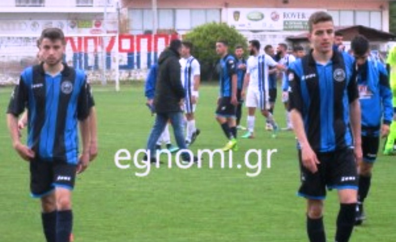 Φωτορεπορτάζ από το ματς της Χαλκίδας σε Ηλιούπολη, που οριστικοποίησε τον υποβιβασμό της (photos)