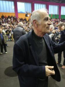 """Γιώργος Γρηγορόπουλος: """"Ποτέ τέτοια συντριβή η Μαύρη Θύελλα…"""" (photo)"""