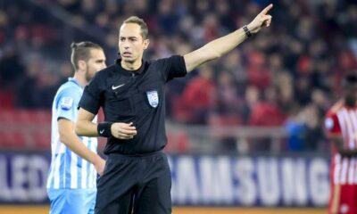 Super League: Διαμαντόπουλος στο ΟΑΚΑ, Καραντώνης στην Τούμπα 24