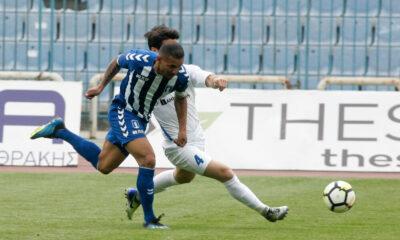 Football League: Κόλλησε πάλι και... χαιρετάει ο Ηρακλής! 25