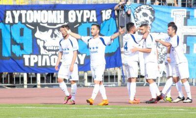 Οι αντίπαλοι του Ηρακλή, στο Γ' τοπικό της ΕΠΣ Μακεδονίας (Θεσσαλονίκης) 6