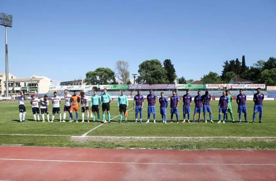 Η… επτάδα της Σπάρτης στην Κέρκυρα, τα γκολ  οι φάσεις της 28ης αγωνιστικής της Β' Εθνικής (video)