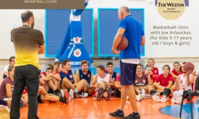 Ο θρύλος του μπάσκετ Νίκος Γκάλης  στο 7ο Navarino Challenge 8