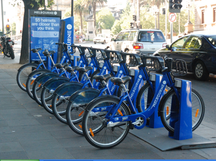 Κοινόχρηστα ποδήλατα και στην Καλαμάτα!