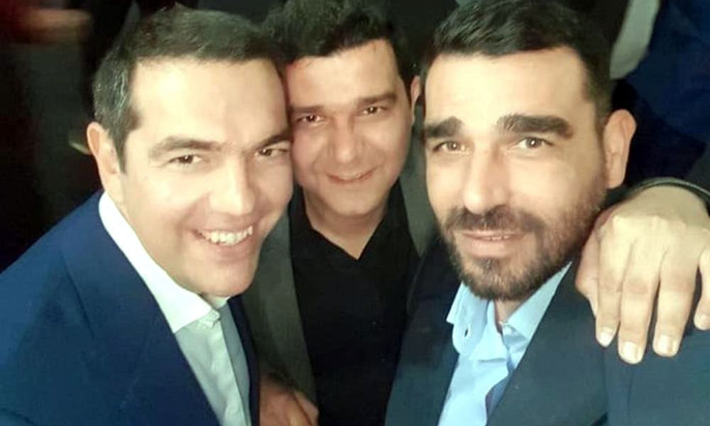 Η selfie Κωνσταντινέα-Τσίπρα