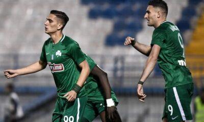 Απόλλων Σμύρνης - Παναθηναϊκός 1-3: Τα γκολ και οι καλύτερες φάσεις (video) 22