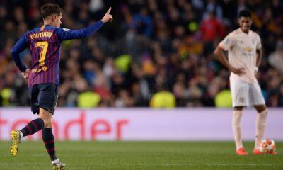 Μπαρτσελόνα - Μάντσεστερ Γιουνάιτεντ 3-0: Τα γκολ και οι καλύτερες φάσεις (video) 14