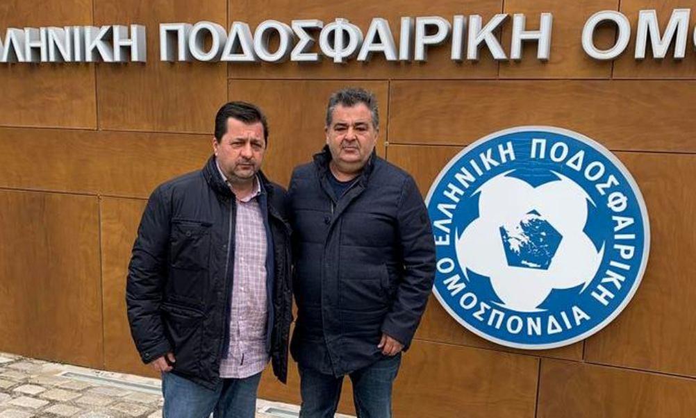 """Μαίος Καμπουράκης: """"Η ΕΠΟ αποφασίζει, η… SL2-FL όμως θα προτείνει, αυτό είπα…"""""""
