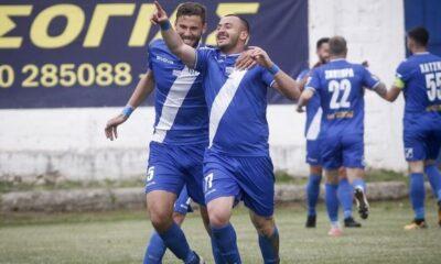 Football League: Στο -1 από τον Πλατανιά ο Απόλλων Λάρισας 24