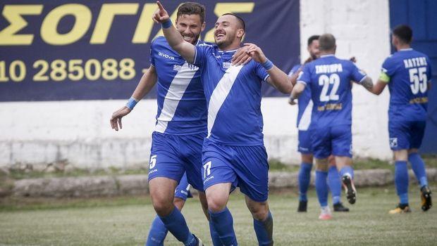 Football League: Στο -1 από τον Πλατανιά ο Απόλλων Λάρισας