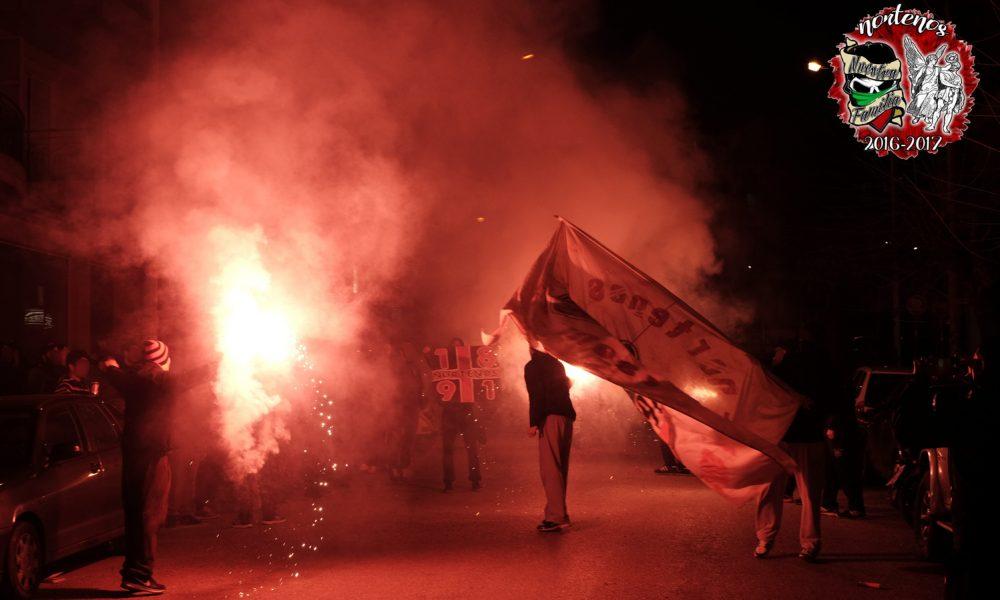"Nortenos Patras: ""Όλη η Πάτρα παίζει πλέον στοίχημα…"""