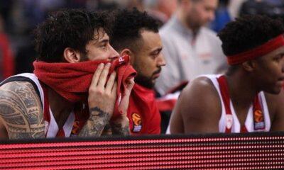 EuroLeague 2018/19: Η τελική κατάταξη και τα ζευγάρια των playoffs 16
