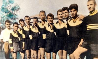 """ΔΙΑΓΟΡΑΣ-ΑΣΤΕΡΑΣ ΒΑΛΥΡΑΣ 1-0: Οι """"κίτρινοι"""" της Ιθώμης, έπαιξαν για τον αείμνηστο άσο Γιάννη Αναγνωστόπουλο 11"""