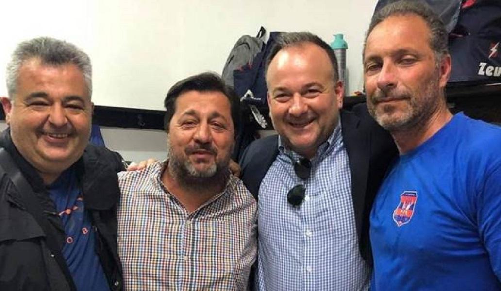 """Μαίος Καμπουράκης: """"Απόλυτα δίκαια ανεβήκαμε μέσα στην Καλαμάτα…"""""""