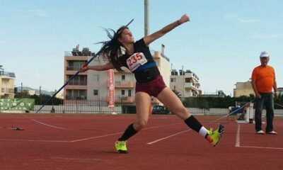Στο Πανελλήνιο Πρωταθλήματα Εφήβων/Νεανίδων και Νέων η Δημητροπούλου 14