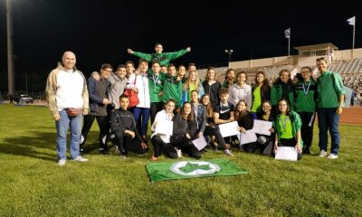 Την 1η Θέση Κατέκτησε ο Μεσσηνιακός στο Διασυλλογικό Πρωτάθλημα Στίβου Παμπαίδων/ Παγκορασίδων 12