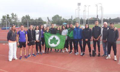 Χάλκινο μετάλλιο ο Μεσσηνιακός στο Διασυλλογικό Πρωτάθλημα Στίβου 8