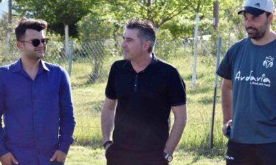Σε Φιλιατρά, Μελιγαλά, Διαβολίτσι, Πράσινα & ΕΠΣΜ χθες και σήμερα ο Ζαγοράκης στη ποδοσφαιρική Μεσσηνία (photos) 7