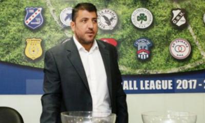 """Λεουτσάκος: """"Ποτέ δεν δήλωσα πως είμαι υπέρ της Β' Εθνικής..."""" 6"""