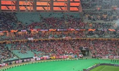 Τραγική αποτυχία ο τελικός στο Μπακού: Άφηναν να κόσμο να μπαίνει τσάμπα... 20