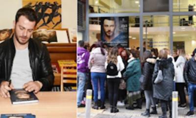 Ο... συγγραφέας Ντάνος στην Καλαμάτα - Τραγικό! (photos +video) 10